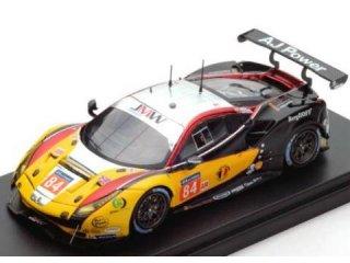 1/43 フェラーリ 488 GTE JMW Motorsport ル・マン24時間 LMGTE Am優勝 2017 #84<br>