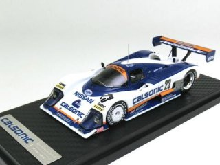1/43 CALSONIC ニッサン R88C WEC IN JAPAN 富士1000km 9位 1988 #23<br>