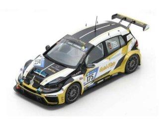 1/43 VW Golf GTI TCR Mathilda Racing ニュルブルクリンク24時間 29位 クラス優勝 2017 #175<br>