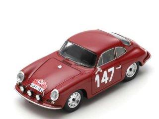 1/43 ポルシェ 356 B 2000 カレラ 2 GS-GT ラリー・モンテカルロ 1964 #147<br>