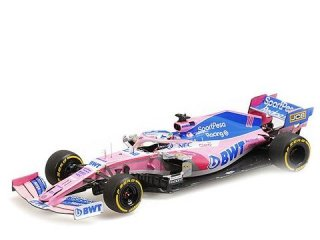 1/43 レーシング ポイント Mercedes RP19 SportPesa Racing Point F1 Team 2019 #11 S.ペレス<br>