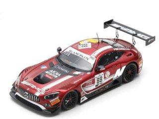 1/43 メルセデス-AMG GT3  スパ24時間 2019 #88<br>