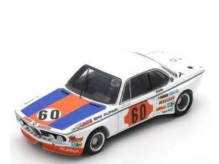 1/43 BMW 3.0 CSL スパ 1000km 7位 1973 #60<br>
