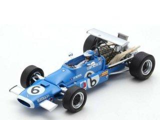 1/43 マトラ MS11 F1 イタリアGP 5位 1968 #6 J.P.ベルトワーズ<br>