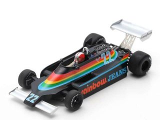 1/43 エンサイン N179 F1 カナダGP 予選不通過 1979 #22 M.ズラー<br>