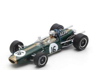 <img class='new_mark_img1' src='https://img.shop-pro.jp/img/new/icons12.gif' style='border:none;display:inline;margin:0px;padding:0px;width:auto;' />1/43 ブラバム BT19 F1 オランダGP 優勝 1966 #16 J.ブラバム<br>