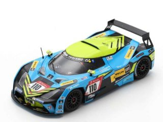 <img class='new_mark_img1' src='https://img.shop-pro.jp/img/new/icons12.gif' style='border:none;display:inline;margin:0px;padding:0px;width:auto;' />1/43 KTM X-BOW GT4 ニュルブルクリンク24時間 Cup-X class優勝 2019 #110<br>