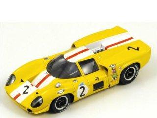 <img class='new_mark_img1' src='https://img.shop-pro.jp/img/new/icons57.gif' style='border:none;display:inline;margin:0px;padding:0px;width:auto;' />1/43 ローラ T70 Mk3 ブランズハッチ6時間 BOAC 500 6位 1968 #2<br>