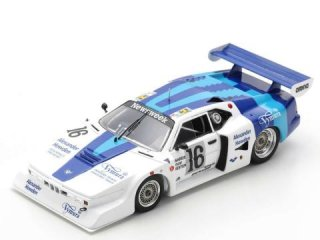 <img class='new_mark_img1' src='https://img.shop-pro.jp/img/new/icons12.gif' style='border:none;display:inline;margin:0px;padding:0px;width:auto;' />1/43 BMW M1 March Racing ル・マン24時間 1979 #16<br>
