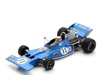 予約品 1/43 ティレル 003 F1 モナコGP 優勝 1971 #11 J.スチュワート<br>