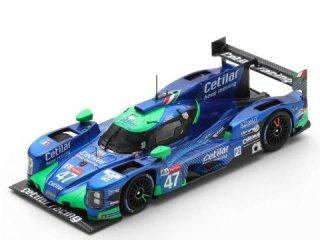 <img class='new_mark_img1' src='https://img.shop-pro.jp/img/new/icons12.gif' style='border:none;display:inline;margin:0px;padding:0px;width:auto;' />1/43 ダラーラ P217 ギブソン Cetilar Racing ル・マン24時間 14位 2020 #47<br>