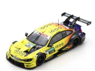 <img class='new_mark_img1' src='https://img.shop-pro.jp/img/new/icons12.gif' style='border:none;display:inline;margin:0px;padding:0px;width:auto;' />1/43 iQOO BMW M4 DTM BMW TEAM RMG DTM ホッケンハイム 2020 #16<br>