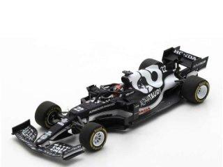 <img class='new_mark_img1' src='https://img.shop-pro.jp/img/new/icons12.gif' style='border:none;display:inline;margin:0px;padding:0px;width:auto;' />1/43 アルファタウリ AT02 Honda F1 バーレーンGP 9位 2021 #22 角田裕毅<br>