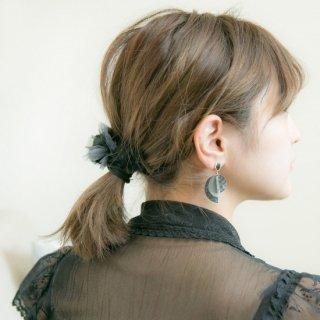 パッチンピン|咲き編みバニー|レッキス