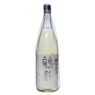 鶴齢 爽醇(そうじゅん) 特別純米酒