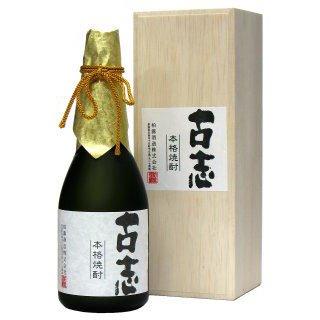本格焼酎 古志(大吟醸酒粕) 25度 桐箱入り