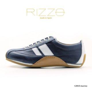 RIZZO リゾ  本革レザーシューズ 12850 marino(rz12850-171marino)