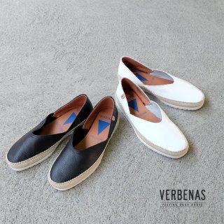 VERBENAS レディース 本革 スリッポン(verbenas-nicole)