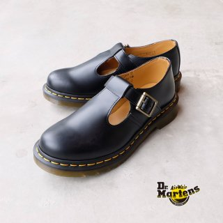 <img class='new_mark_img1' src='https://img.shop-pro.jp/img/new/icons23.gif' style='border:none;display:inline;margin:0px;padding:0px;width:auto;' />Dr.Martens ドクターマーチン/Tバーシューズ(レディース)(dm-polley-ladies)