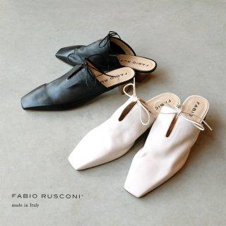 FABIO RUSCONI ファビオルスコーニ ローヒールミュール(fabio5670)