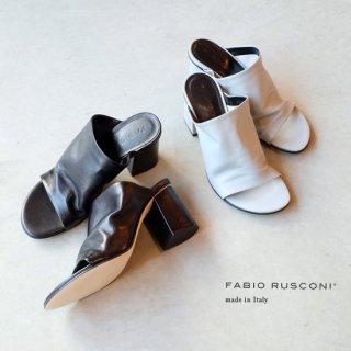 FABIO RUSCONI ファビオルスコーニ ヒールミュール(fabio-niky1280)