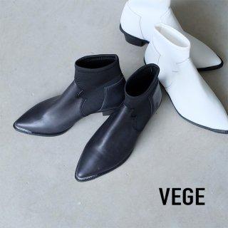 VEGE ベジ /ストレッチウエスタンブーツ Urban Western Boots(vege2013)