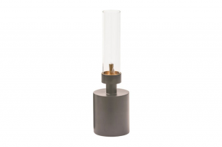 KLONG/PATINA OIL LAMP mini(Grey)