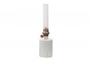 KLONG/PATINA OIL LAMP small(White)