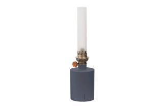 KLONG/PATINA OIL LAMP small(Blue)