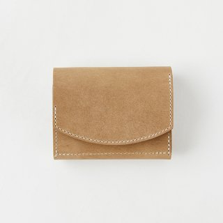O.LEATHER COMPACT WALLET