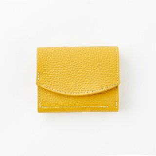 S.LEATHER COMPACT WALLET