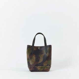 CAMOUFLAGE VERTICAL TOTE S