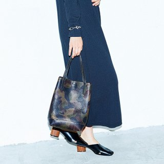CAMOUFLAGE VERTICAL TOTE M