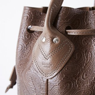 PAISLEY ONE HANDLE BAG