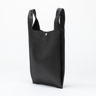S.LEATHER SHOPPING BAG