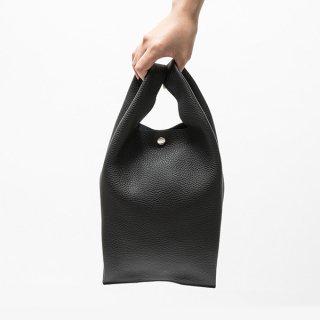 S.LEATHER MINI SHOPPING BAG