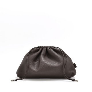 S.LEATHER SOFT CLUTCH