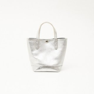 M.LEATHER VERTICAL TOTE S