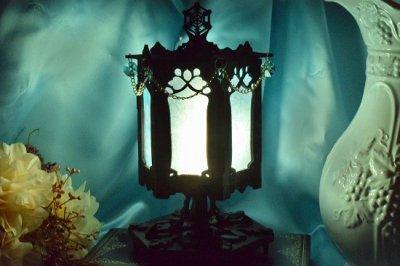 【いろした工房】氷のランプS