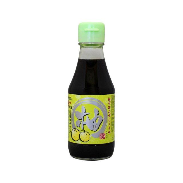 ゆずぽん酢しょうゆ まる柚 150ml