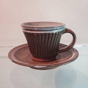 シノギコーヒーカップ