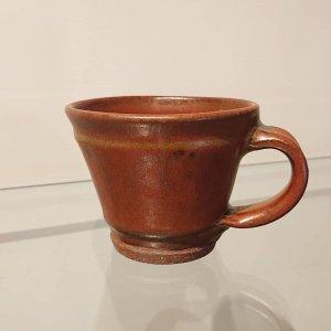 鉄釉マグカップ (小)
