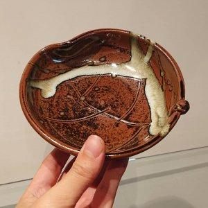 五寸木葉鉢