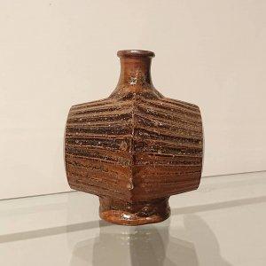 シノギ扁壺