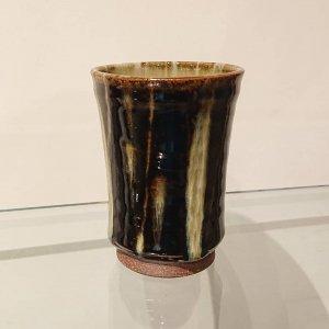黒釉フリーカップ (特大)