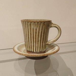 白小代シノギコーヒーカップ (小)