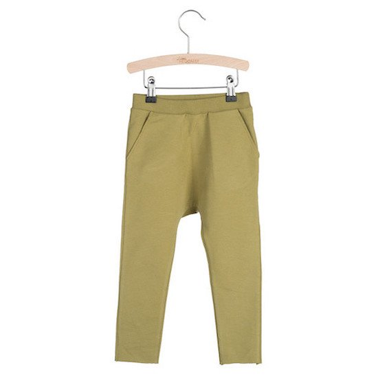 Little HEDONIST BAGGY PANT / Olive