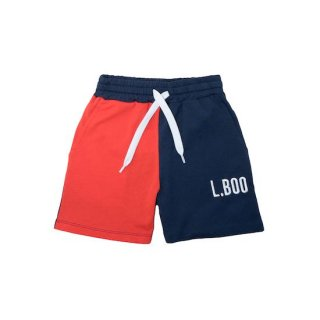 Lil'Boo SPLIT SHORTS / Red