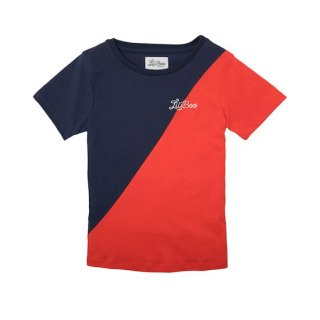 Lil'Boo SPLIT T-SHIRT / Red