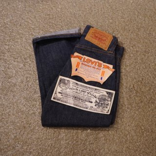 LEVI'S 302-0117 BIG E (DEADSTOCK)